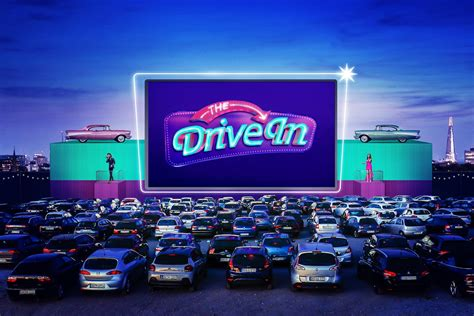 Drive in cinema to launch outdoor film and theatre events ...