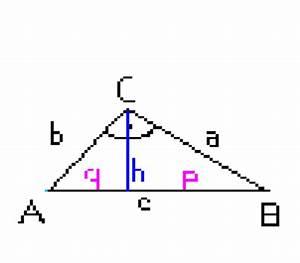 Kathetensatz Berechnen : mathematik grundkenntnisse ~ Themetempest.com Abrechnung