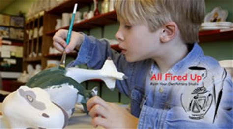 all fired up the paint your own pottery 10 buys you 20 of paint your own pottery at all fired up gt alaska rewards daily deal