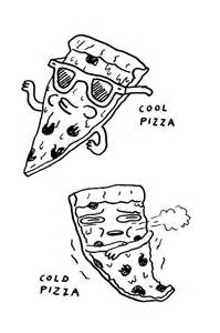Pizza That You Can Draw