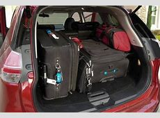 Cargo Space Versus the Rogue 2015 Nissan Murano Long