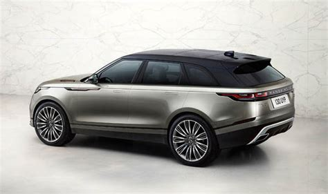 range rover velar  price release date pictures