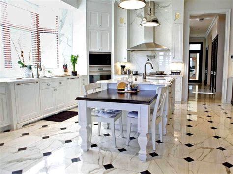 How To Tile A Kitchen Floor by Tile Floor Installation Cost 9 Factors That