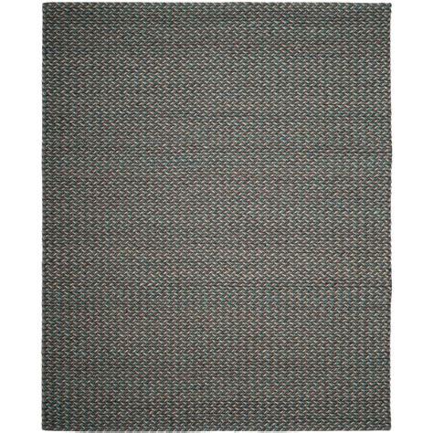 turquoise and gray area rug safavieh manhattan turquoise gray 8 ft x 10 ft area rug