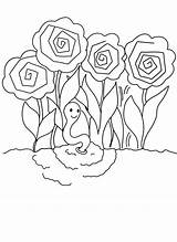 Coloring Pages Pointillism Worm Printable Peony Rose Earthworm Glow Garden Peonies Flower Printables Getcolorings Sheets Flowers Print Earthworms sketch template