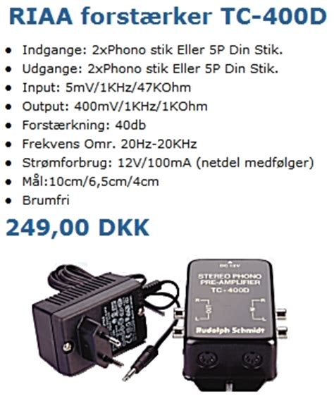 b o din adapter kabler connection diy recordere dk forum side 2
