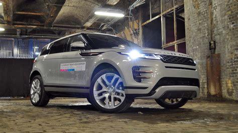 land rover range rover evoque impressions