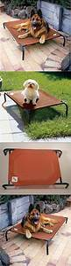 animals dog extra large dog bed elevated outdoor raised With elevated pet beds for large dogs