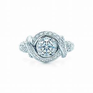 Tiffany co schlumbergerr engagement ring engagement for Wedding ring companies