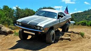 Dodge The Apocalypse  1972 Challenger 4x4