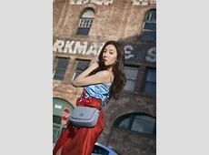Lee Sunmi Photoshoot for Oryany Spring Summer 2018