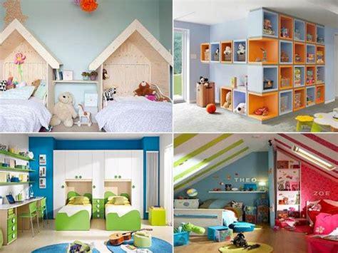 deco chambres enfants inspiration une chambre deux enfants 10 idées
