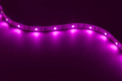 led light strips with multi color leds led light