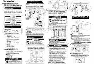 Electrolux Ei24id30qb0a User Manual Dishwasher Manuals And
