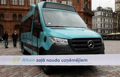 Drīzumā satiksmē parādīsies pirmie Latvijā ražotie ...
