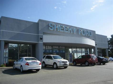 Sheehy Ford Gaithersburg sheehy ford lincoln of gaithersburg car dealership in