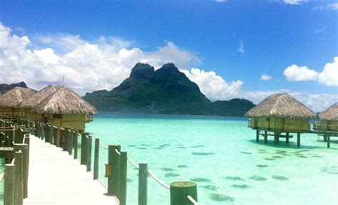 Bora Bora Pearl Beach Resort At Unforgettable Honeymoons