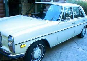 Sell Used 1973 Mercedes Benz 220d 4 Door Sedan Mb 220 D