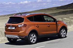 In4ride  Mature Ford Kuga Breaks Into Mzansi Market