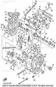 Yamaha Snowmobile 1995 Oem Parts Diagram For Track Drive 2