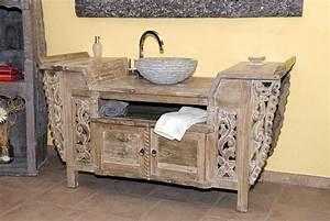 Vasques pierre naturelle vasque en pierre naturelle th for Salle de bain design avec vasque a poser pierre de riviere