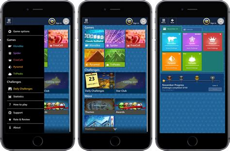 microsoft brings solitaire to iphone and