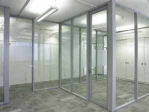 Transverto Monoblock Pre-Built Glass Wall | Avanti Systems
