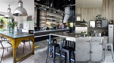 deco cuisine style industriel revger com deco cuisine cagne industriel idée