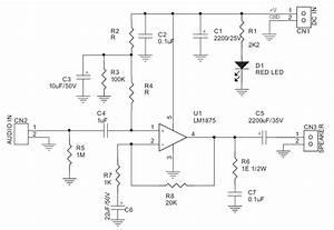 20w Audio Amplifier Using Lm1875  U0432 2020  U0433