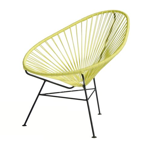 sessel acapulco the acapulco chair in gelb ok design kaufen