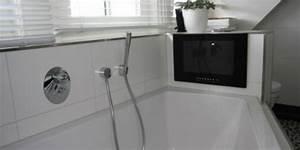 Bilder Für Das Bad : fernseher f r das badezimmer neuesbad magazin ~ Michelbontemps.com Haus und Dekorationen