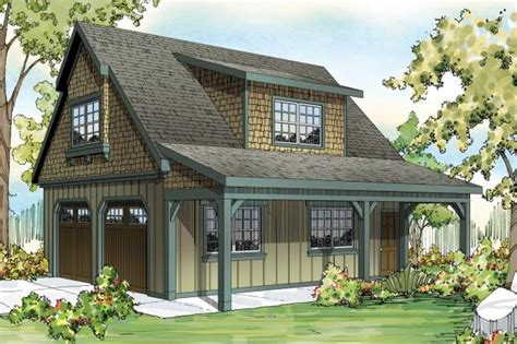 Design Garage Garagen Als Schmuckstuecke by Craftsman House Plans 2 Car Garage W Attic 20 087