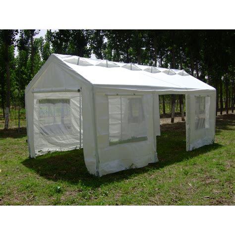 carport gazebo 3x6m heavy duty gazebo portable carport marquee pe tent