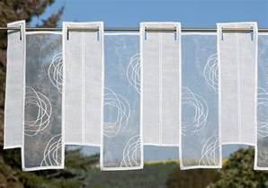 design sticken kurzgardine panneaux scheibengardinen plauener spitze preiswert kaufen