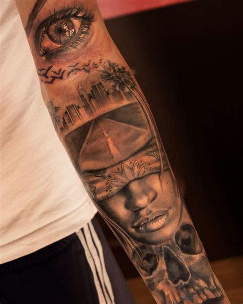 skyline tattoo designs ideas design trends