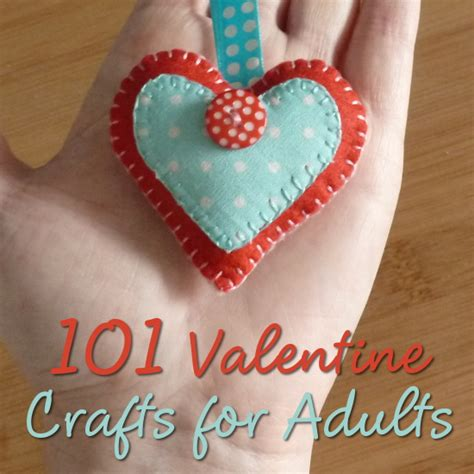 day crafts for adults 101 valentine s day crafts for adults for 2018