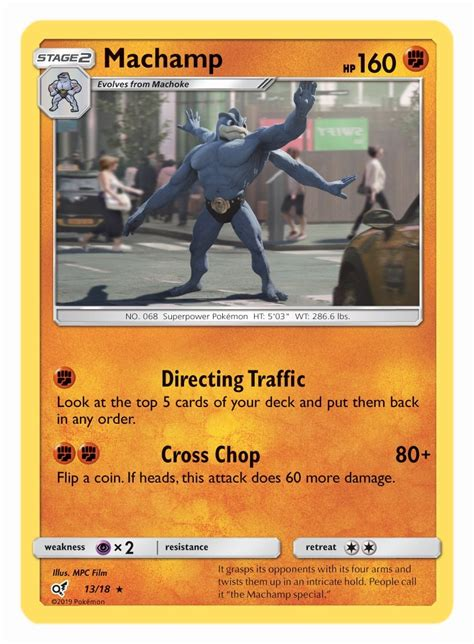 The pokemon will have a different color variation, part of the graphics are shiny or holographic, and the pokemon will overflow outside the character window. More Detective Pikachu Movie Trading Cards Have Just Been Revealed - Nintendo Life