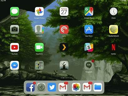 Dock Ios Features Icons App Adding