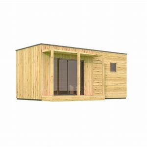 Chalet En Bois Habitable 20m2 : construction declaration travaux maison et chalet en bois ~ Dailycaller-alerts.com Idées de Décoration