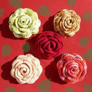 Flower Chart In English How To Crochet A Rose 32 Free Patterns Guide Patterns