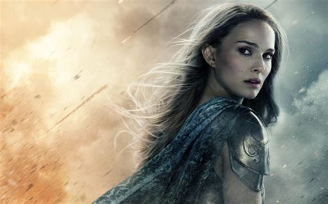 Natalie Portman In Thor 2 Wallpapers  Hd Wallpapers Id