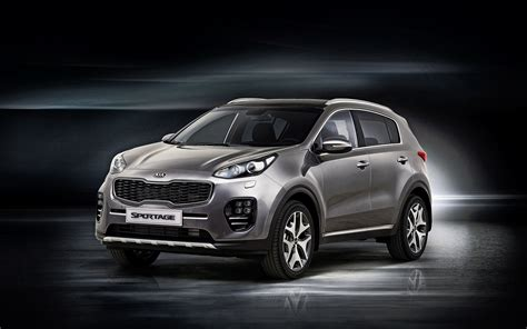 Kia Sportage 4k Wallpapers by 2015 Kia Sportage Gt Gray Car 4k Uhd Wallpaper 4k Cars