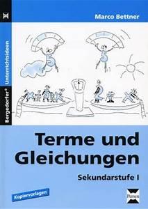Terme Aufstellen Und Berechnen : terme und gleichungen sekundarstufe i bergedorfer unterrichtsideen bergedorfer ~ Themetempest.com Abrechnung