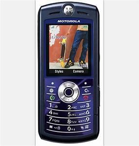 Motorola Slvr L7e L7i Gsm Phone Original Mobile Phone