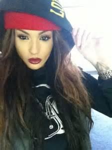 Pretty Girl Swag Makeup
