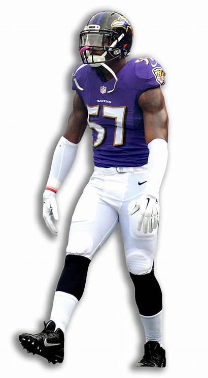Players Ravens Jeremy Tucker Justin Nfl Wr