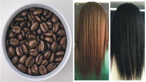 dye  hair  coffee naturally wow hair color