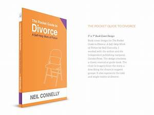 Book Cover Design  Pocket Guide To Divorce On Behance