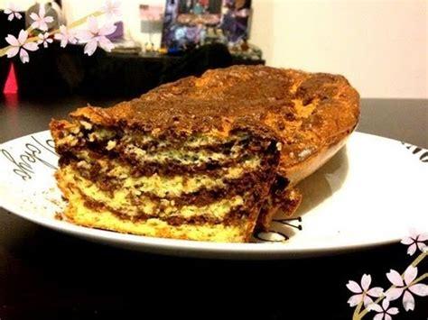 cuisine regime cuisine recette régime le gâteau marbré la