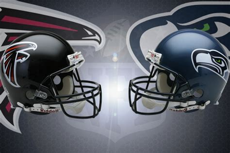 nfl divisional playoffs  atlanta falcons  seattle